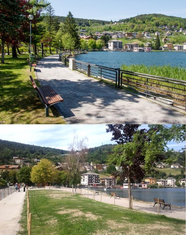"""La spiaggia del Lago di Serraia finalmente """"valorizzata"""""""