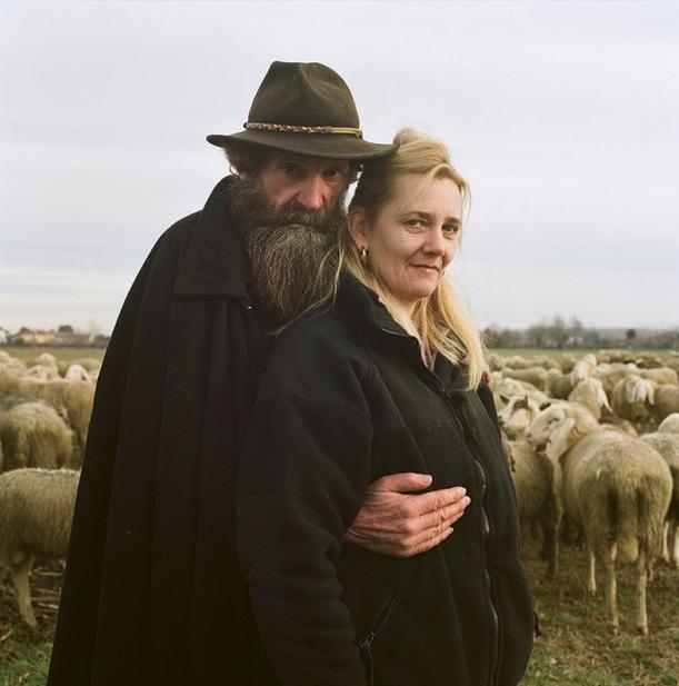 Il pastore Renato Fronza e la moglie Sonia Montibeller, Villa del Conte
