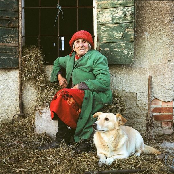 Maria Camatta, pensionata, Mareno di Piave
